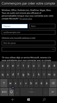 Microsoft Lumia 950 XL - Applications - Télécharger des applications - Étape 8