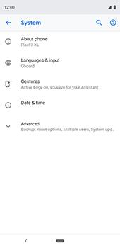 Google Pixel 3XL - Device - Software update - Step 6