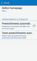 Samsung Galaxy Ace 4 - Internet no telemóvel - Como configurar ligação à internet -  25