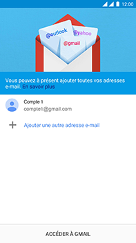 OnePlus 3 - Android Oreo - E-mail - Configuration manuelle (gmail) - Étape 12