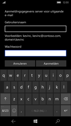 Microsoft Lumia 550 - E-mail - Account instellen (IMAP met SMTP-verificatie) - Stap 16