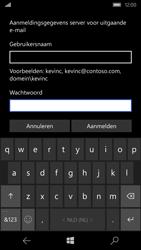 Microsoft Lumia 550 - E-mail - handmatig instellen - Stap 15