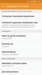 Samsung Galaxy S5 Neo (SM-G903F) - Contacten en data - Contacten kopiëren van toestel naar SIM - Stap 6