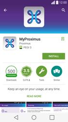LG H420 Spirit - Applications - MyProximus - Step 8
