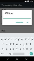 Android One GM6 - MMS - handmatig instellen - Stap 14