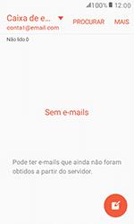 Samsung Galaxy Xcover 3 (G389) - Email - Configurar a conta de Email -  5