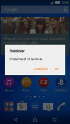 Sony Xperia M4 Aqua - Internet no telemóvel - Como configurar ligação à internet -  31