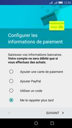 Huawei Y6 - Applications - Créer un compte - Étape 18