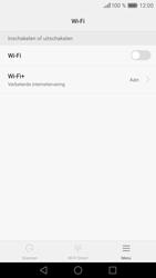 Huawei P9 Lite - WiFi en Bluetooth - Handmatig instellen - Stap 5