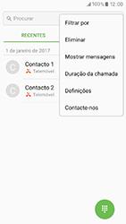 Samsung Galaxy A3 (2017) - Chamadas - Como bloquear chamadas de um número -  5