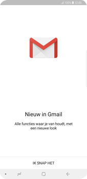 Samsung Galaxy S9 Plus (SM-G965F) - E-mail - 032a. Email wizard - Gmail - Stap 6