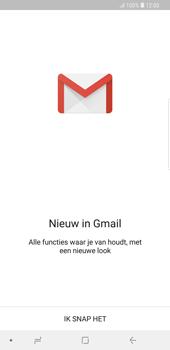 Samsung Galaxy S9 Plus - E-mail - e-mail instellen (gmail) - Stap 5