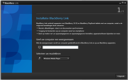 BlackBerry Z10 - Software - PC-software installeren - Stap 11
