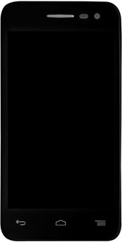 Alcatel OT-5050X Pop S3 - Premiers pas - Découvrir les touches principales - Étape 2