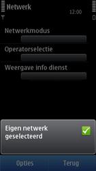 Nokia C7-00 - Bellen - in het buitenland - Stap 10