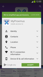 Samsung I9300 Galaxy S III - Applications - MyProximus - Step 9