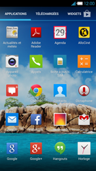 Bouygues Telecom Ultym 4 - Photos, vidéos, musique - Envoyer une photo via Bluetooth - Étape 3