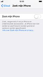 Apple iPhone 5s - iOS 12 - Beveiliging en privacy - zoek mijn iPhone activeren - Stap 11