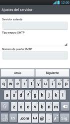 LG Optimus L9 - E-mail - Configurar correo electrónico - Paso 11
