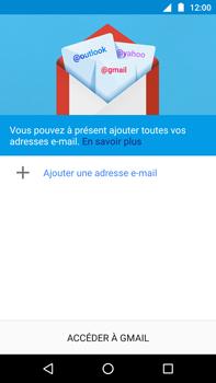 Motorola Moto Z Play - E-mail - Configuration manuelle - Étape 5