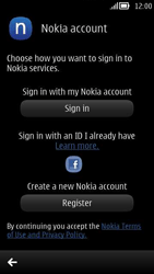Nokia 808 PureView - Applications - Downloading applications - Step 6