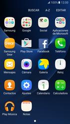 Samsung Galaxy S7 - Bluetooth - Transferir archivos a través de Bluetooth - Paso 3