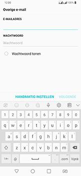 LG v40-thinq-lm-v405ebw - E-mail - Handmatig Instellen - Stap 9