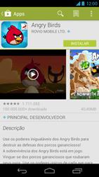Motorola Moto X - Aplicativos - Como baixar aplicativos - Etapa 16