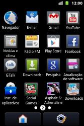 Huawei U8667 - Email - Como configurar seu celular para receber e enviar e-mails - Etapa 3