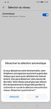 Huawei Y7 (2019) - Réseau - utilisation à l'étranger - Étape 10