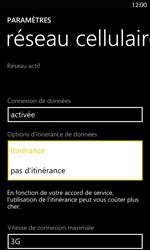 Nokia Lumia 820 LTE - Internet - Utilisation à l