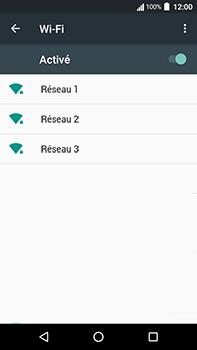 Acer Liquid Zest 4G Plus - Wi-Fi - Accéder au réseau Wi-Fi - Étape 6