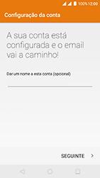 Wiko Fever 4G - Email - Adicionar conta de email -  11