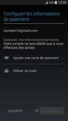 Samsung A500FU Galaxy A5 - Applications - Créer un compte - Étape 20