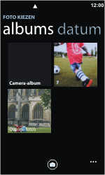 Nokia Lumia 800 - E-mail - E-mail versturen - Stap 10