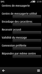 Nokia 808 PureView - SMS - configuration manuelle - Étape 9