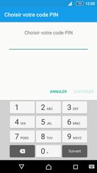 Sony Xperia Z5 - Sécuriser votre mobile - Activer le code de verrouillage - Étape 7