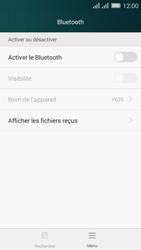 Huawei Y635 Dual SIM - WiFi et Bluetooth - Jumeler votre téléphone avec un accessoire bluetooth - Étape 4