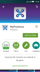 Huawei Y635 Dual SIM - Applicaties - MyProximus - Stap 7