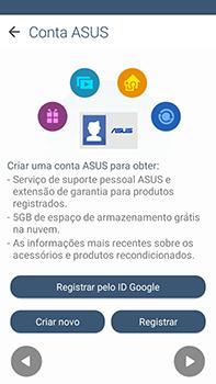 Asus Zenfone Go - Primeiros passos - Como ativar seu aparelho - Etapa 17