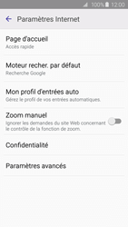 Samsung G925F Galaxy S6 Edge - Internet - Configuration manuelle - Étape 22