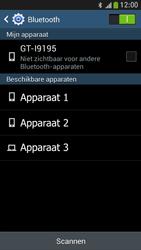 Samsung I9195 Galaxy S IV Mini LTE - Bluetooth - headset, carkit verbinding - Stap 6