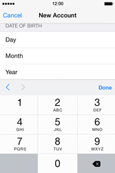 Apple iPhone 4s iOS 8 - Applications - Downloading applications - Step 17