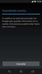 Sony Xperia Z - Primeros pasos - Activar el equipo - Paso 38