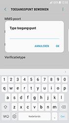 Samsung Galaxy S6 Edge - Android Nougat - Internet - handmatig instellen - Stap 15