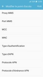 Samsung G930 Galaxy S7 - MMS - Configuration manuelle - Étape 12