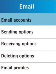 Samsung C3300K - E-mail - Manual configuration - Step 8
