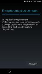 Sony Xperia E4g - Premiers pas - Créer un compte - Étape 22