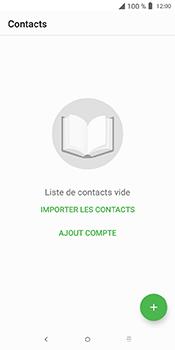 Alcatel 3L - Contact, Appels, SMS/MMS - Ajouter un contact - Étape 4