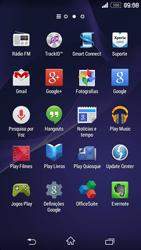 Sony Xperia M2 - Email - Adicionar conta de email -  3